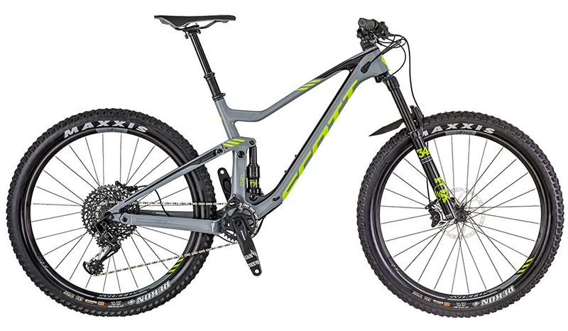 2018 Scott Genius 720 Mountain Bike