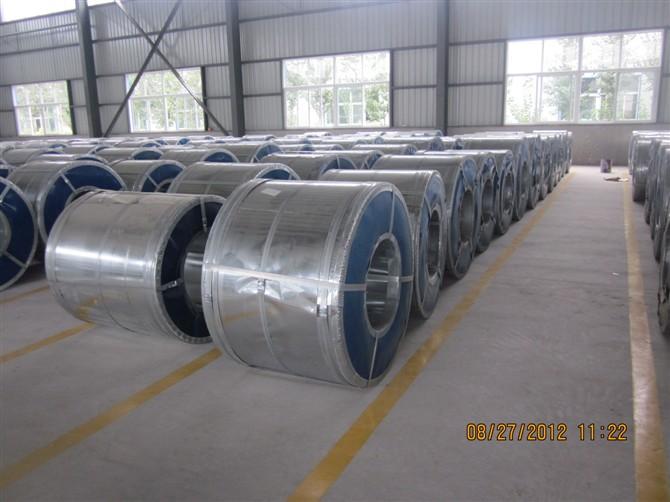 EN CE galvalume steel coil