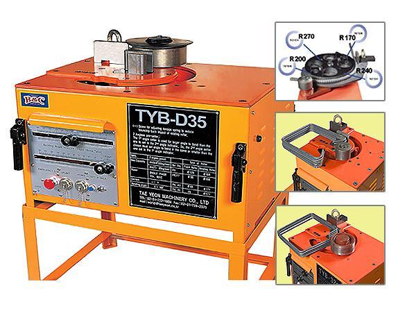General type Bender ( Model Number : TYB-D35 )