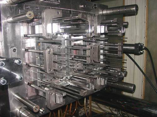 plastic injection moulds S136 Steel, LKM mold base