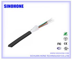 Indoor/Outdoor OM4 Tight Buffer Cable