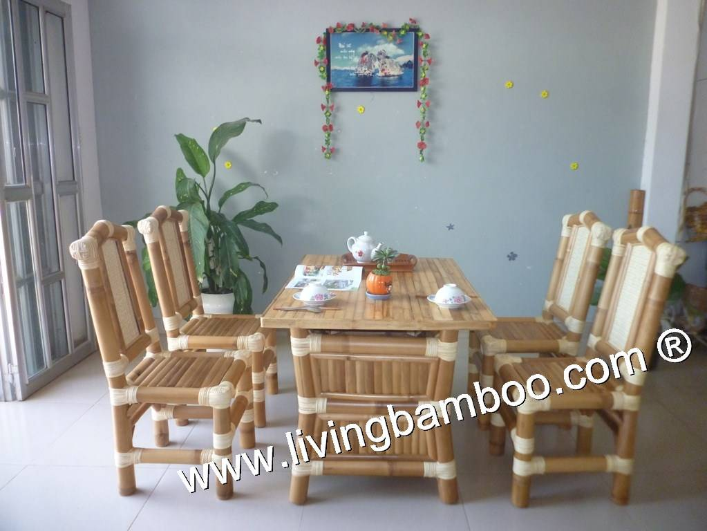 SPRING DINING TABLE SET