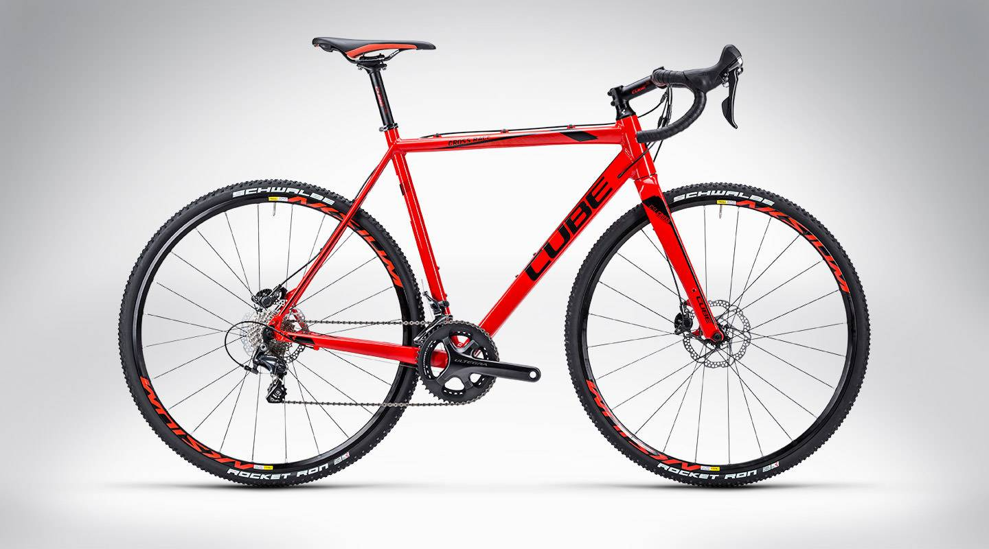 Bicycles Cross Race Disc Pro - Road Bike 2015