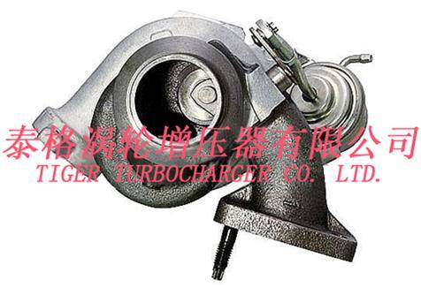 high quality of turbosuperchager 3M5Q6K682DC for Citron