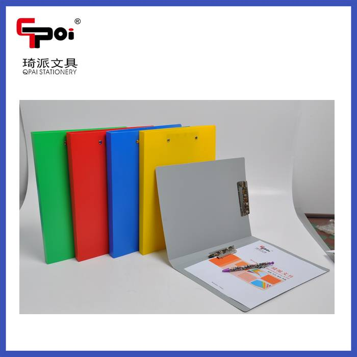 Wholesale Customized PP A4 Document Folder Lever Arch File