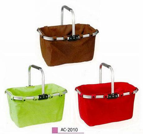 Folding Market Basket