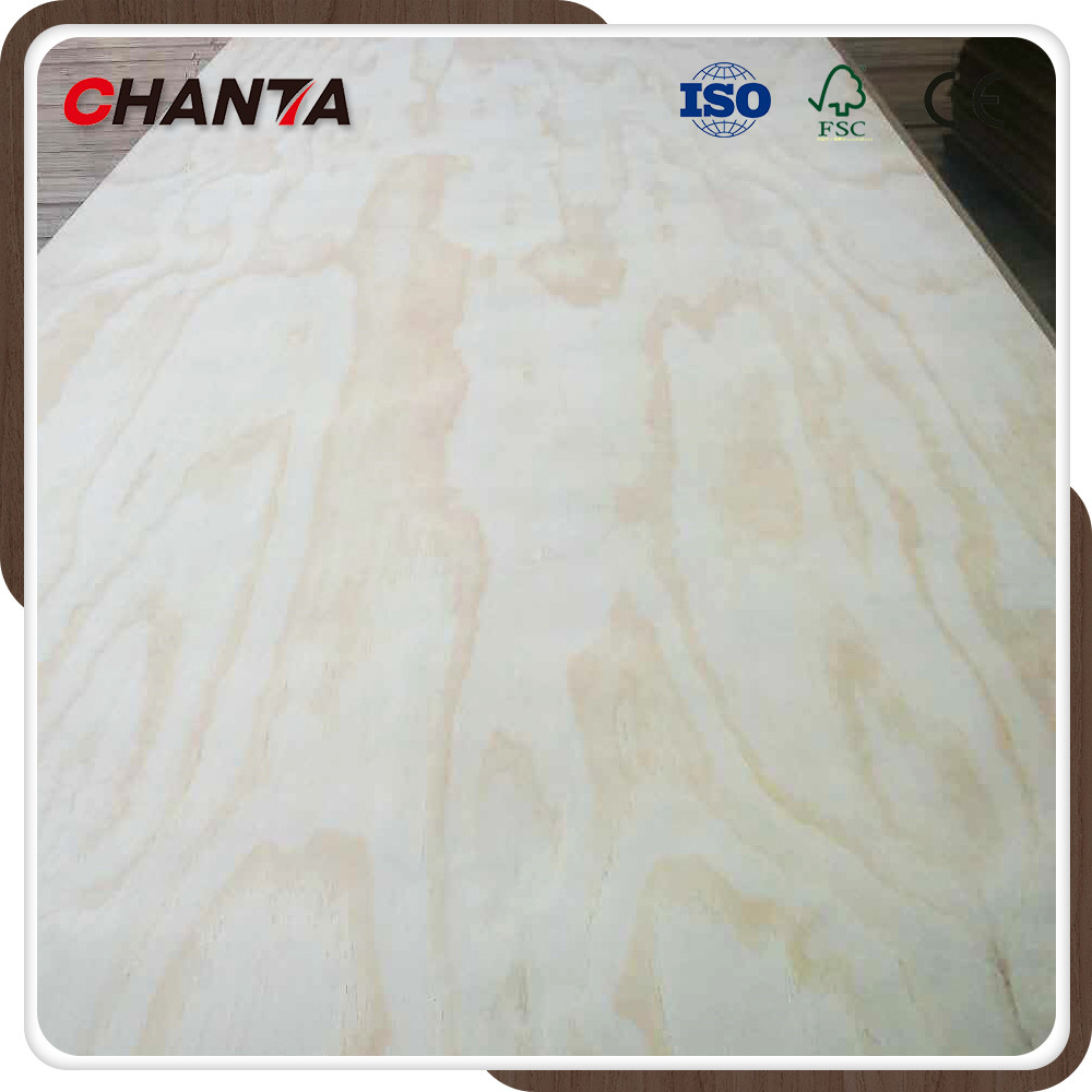 USA market furniture grade pine plywood