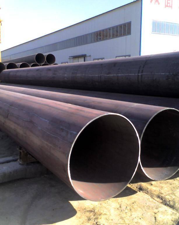 Chemical Fertilizer Steel Tube