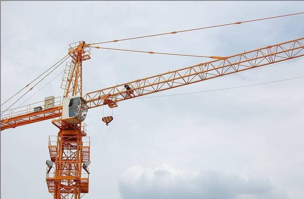 Tower Crane (QTZ40/50) max load4t-minglongmachinery@gmail.com