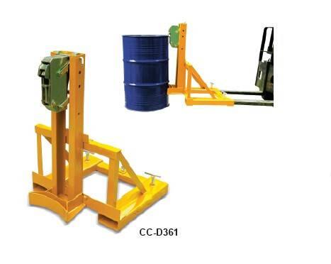 Gator Grip Forklift Drum Grab