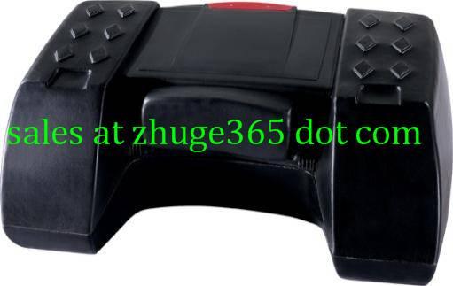 Durable Black ATV Rear Box   Quad Case (SD1-QC07)