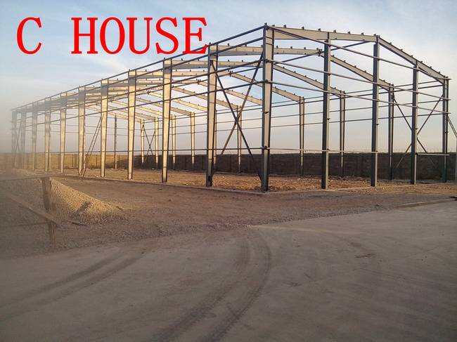 wwarehous/workshops/light steel house /prefab house