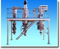 LHA/Y Cyclonic Jet Mill & Classifier