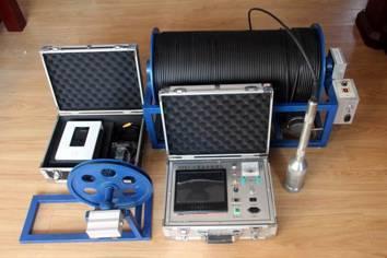 Borehole / Borewell Deep Underground Well Inspection Camera