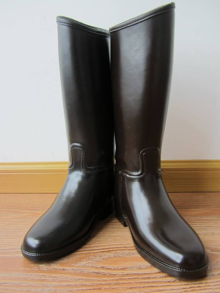 comfortable,cheap and fashion pvc riding boots for sport