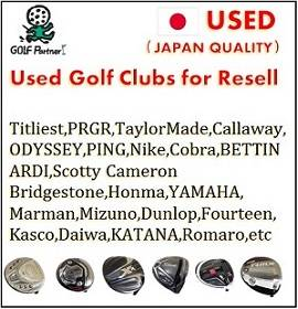 USA Used Golf Clubs for Resell