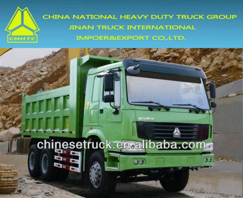 dump truck for construction