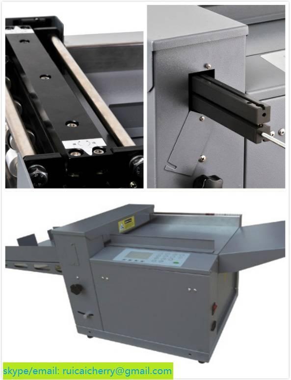 Manual Office Paper Creaser Paper Creasing Machine