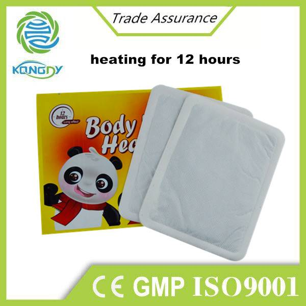 Direct factory Fast sales with best price OEM heat warmer patch