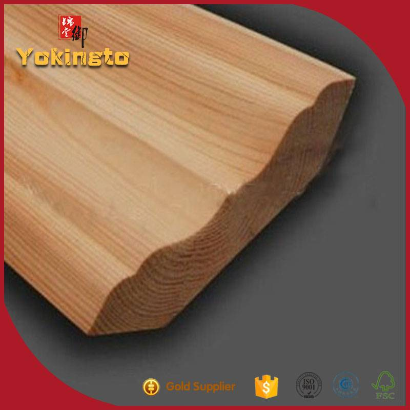 Decorative chinese wood mouldings