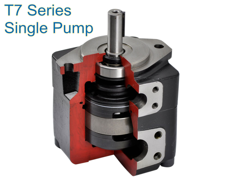 Hydraulic Oil Pump T7B Denison Single Vane Pump