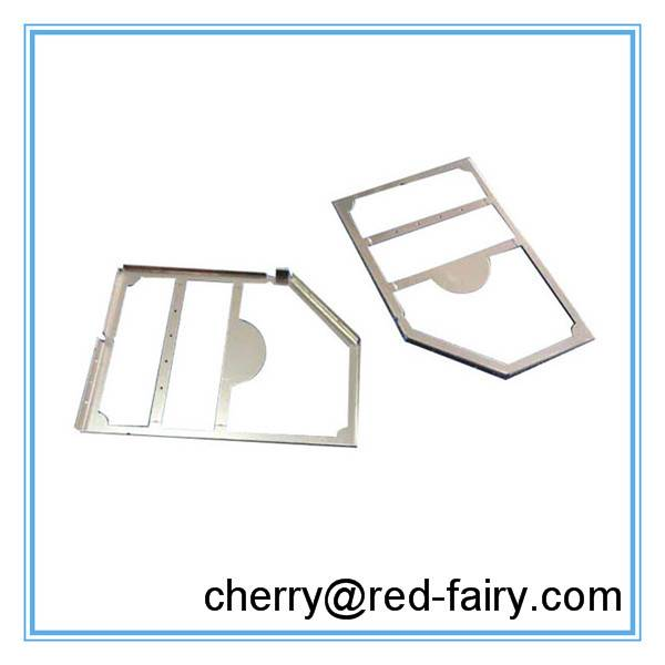 Provide Metal stamping parts SUS301 mobile phone bracket