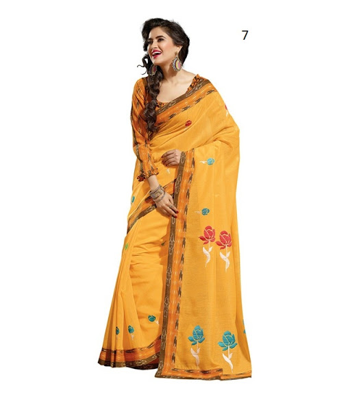Indian Printed Sarees Online