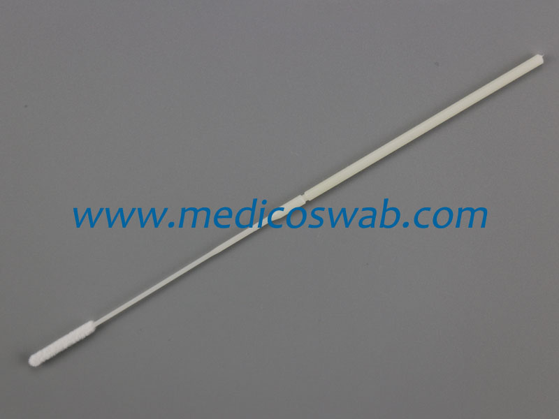 Nasopharyngeal Sampling Test Flocked Swabstick