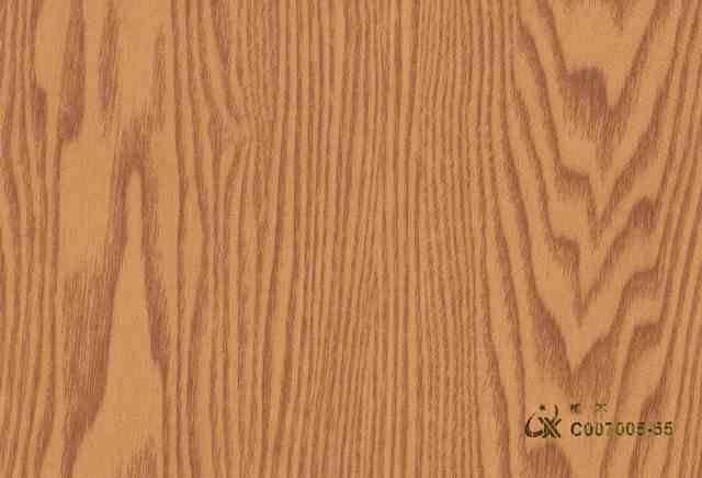 PVC Wood Grain Film