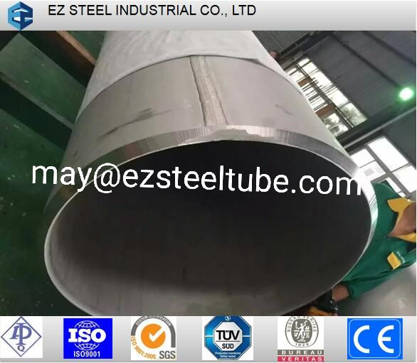 306 314 Welded Stainless Steel Pipe