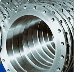 light type slewing ring bearing gears , thin section flange slewing bearing