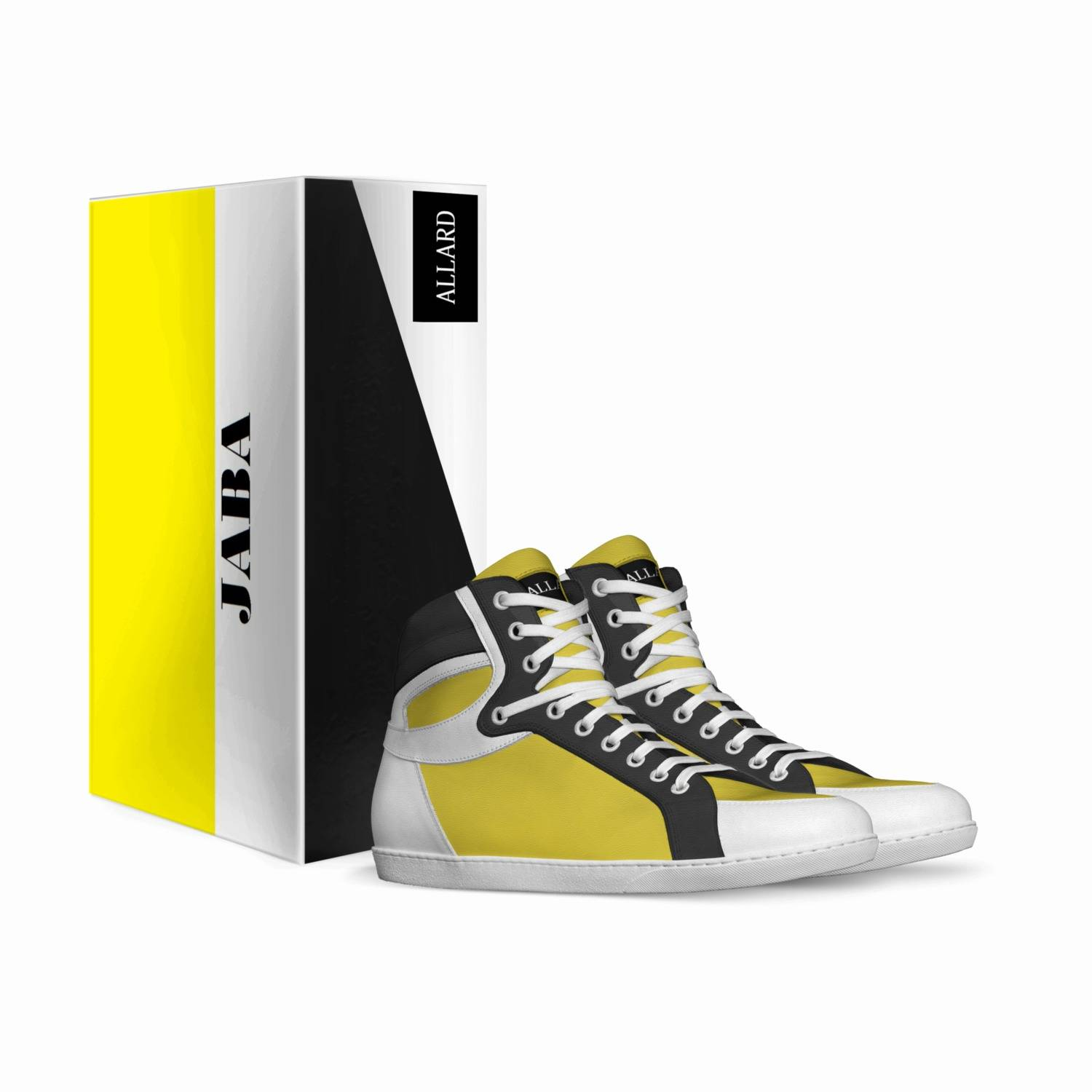 Stylishly Sneaker Design JABA