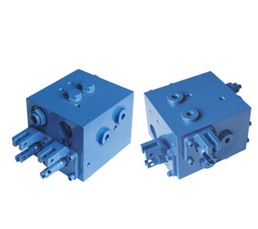 GNF8 Multi-way directional valve for combine harvester