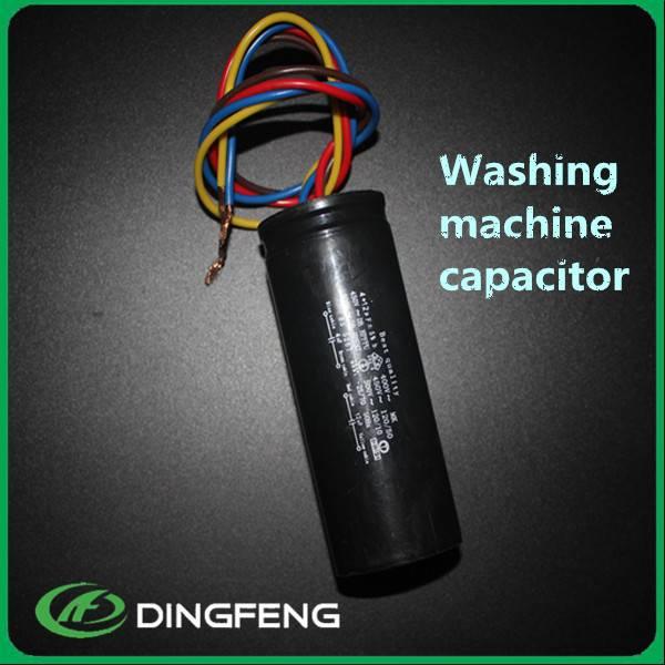 condensador cbb60 washing machine capacitor 250vac 50/60hz 25/70/21