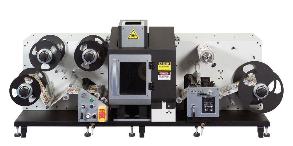 Anytron Laser label Die-cutter / any-cut 1