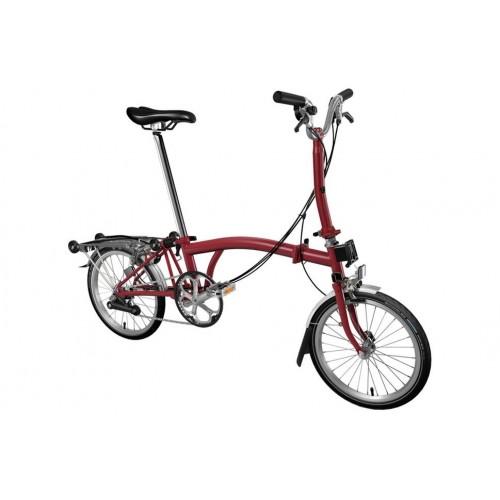 Brompton M6R 2020 Folding Bike