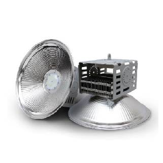 LED High Bay (Silver)