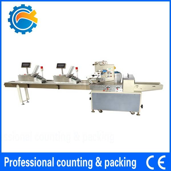 Automatic Card Feeder with packaging Machine Price