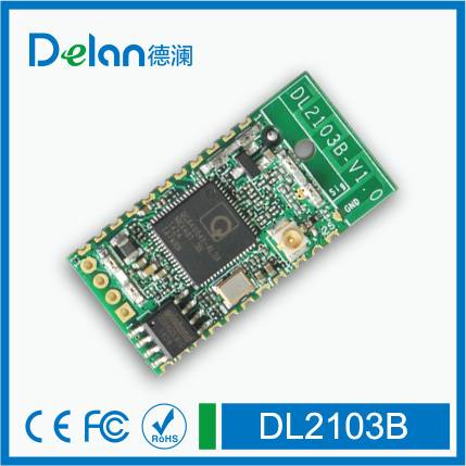 Low power embedded WiFi module for home automation