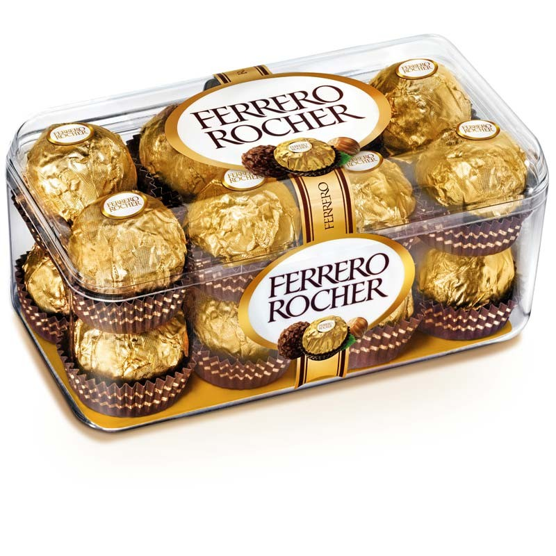 Ferrero Rocher T3/T16/T24/T24 Collection/T30