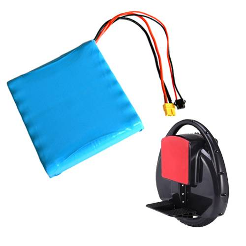 60V 2200mAh Li-ion Battery Pack for Electric Scooter
