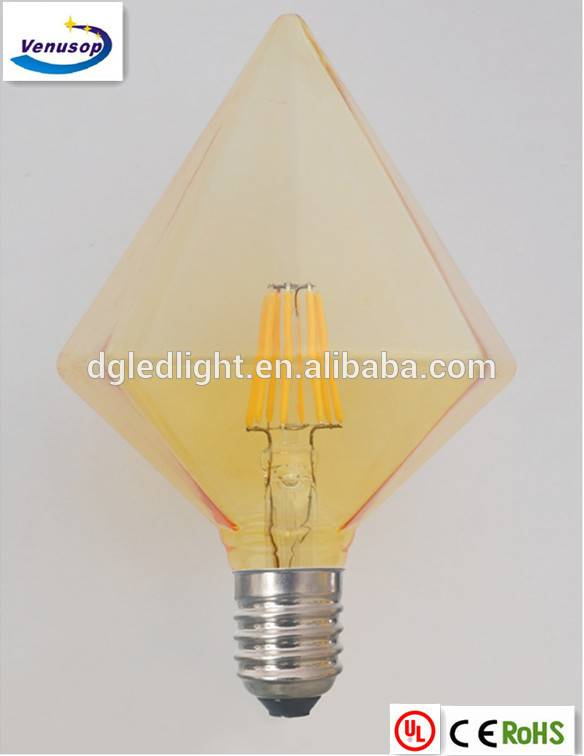 Delicate lamp D110 4W led filament bulb led lighting lamp