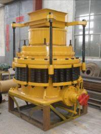 2012 New Spring Cone Crusher