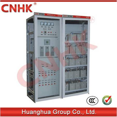 Capacitor Bank Compensating System DC electrical source supply cabinet
