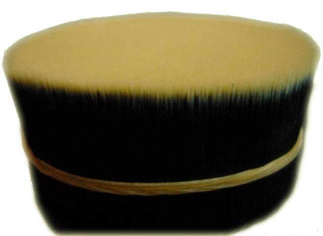 double color high quality brush hair