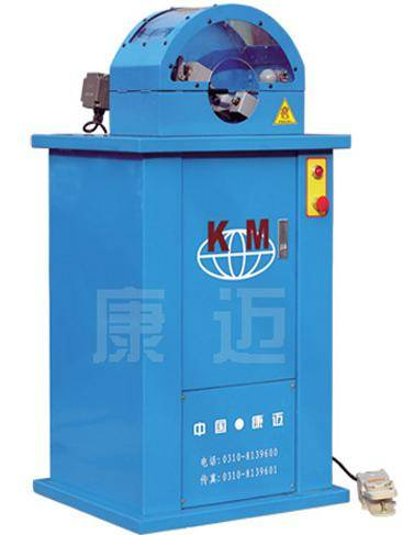 Newest Hydraulic Flexible Hose Skiving Machine KM-65F