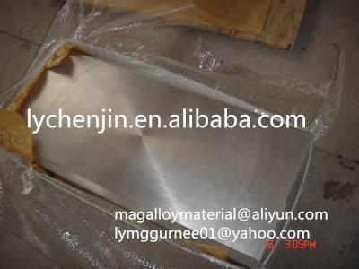 Semi-Continue Casting Magnesium Alloy Bar/Rod Slab Billet