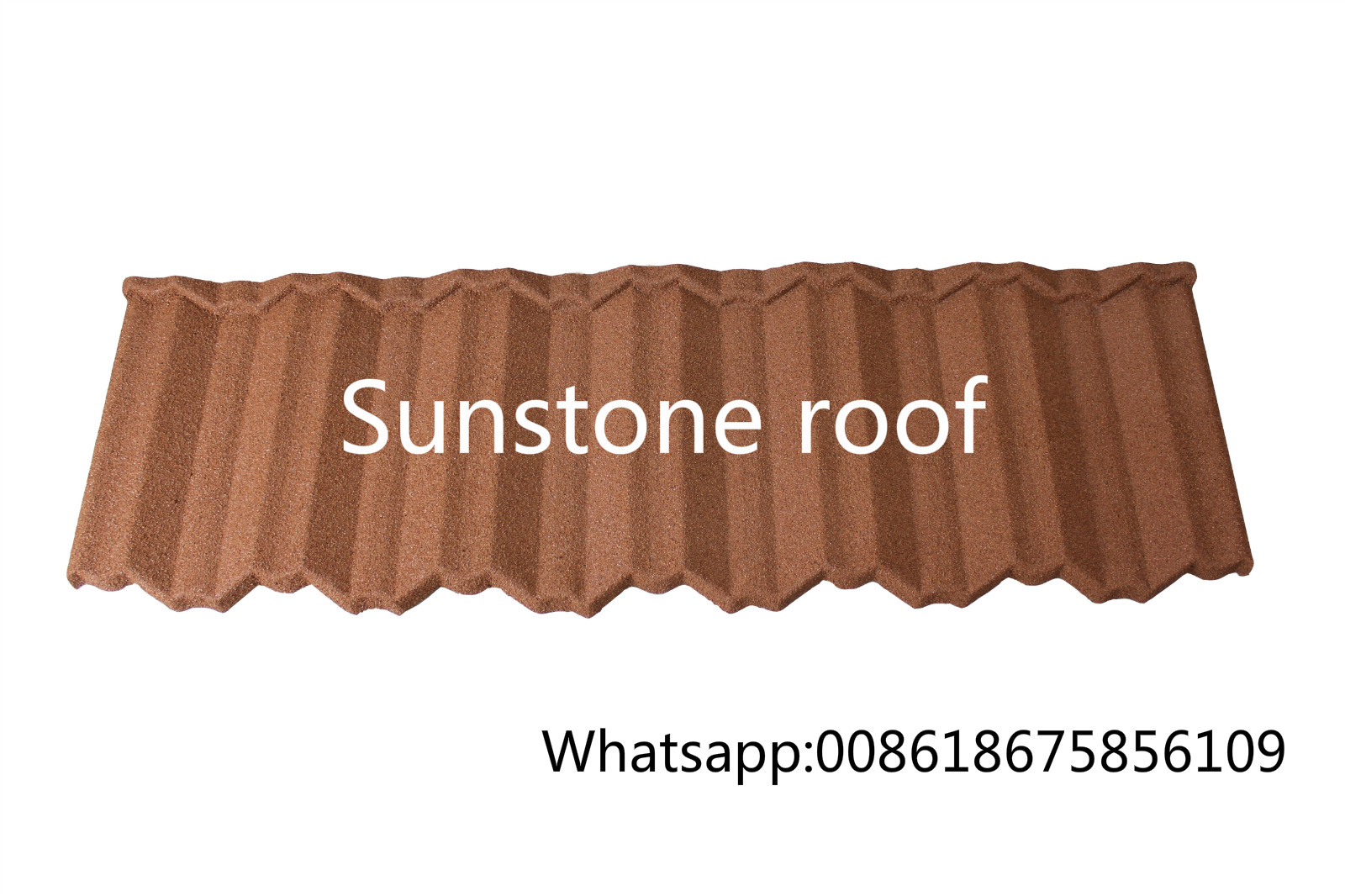 Most popular stone ctoated metal roof al-zn steel whit colorful stone of shake style