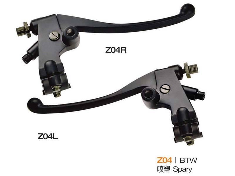 motorcycle brake handle