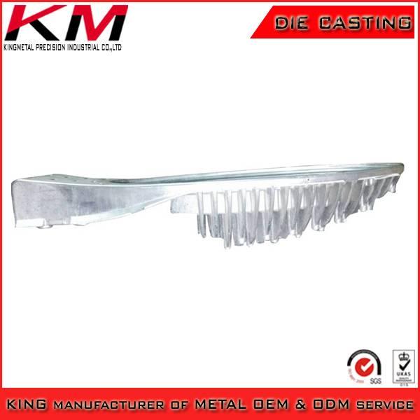 High pressure casting aluminium LED heatsink